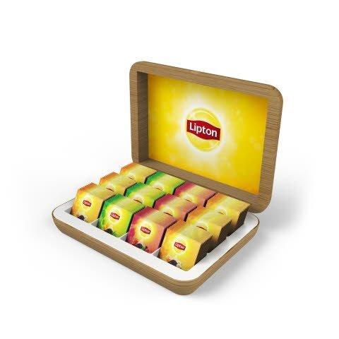 Lipton Exclusive Selection Theekist 12-vaks -