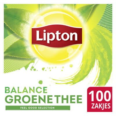 Lipton Feel Good Selection Groene Thee 100 zakjes -