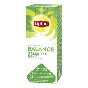 Lipton Feel Good Selection Groene Thee 25 zakjes