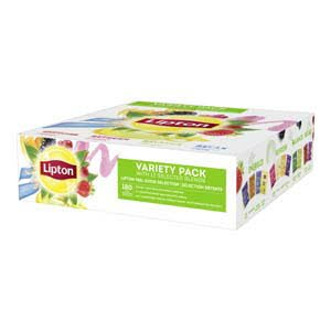 Lipton Feel Good Selection Thee Assortimentsdoos 180 zakjes -