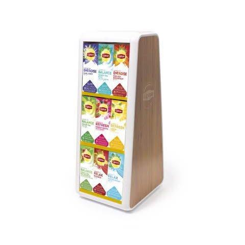 Lipton Feel Good Selection Thee Display 25 verpakking -