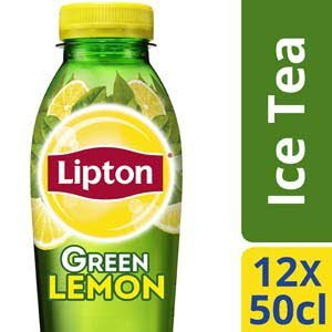 Lipton Ice Tea Green Lemon PET 12 x 500 ml