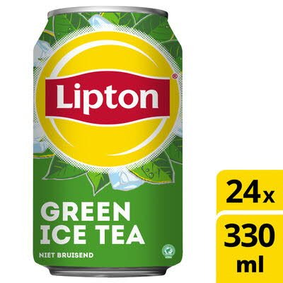Lipton Ice Tea Green Original 24 x 330 ml -