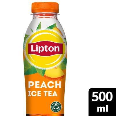 Lipton Ice Tea Peach Original 12 x 500 ml -