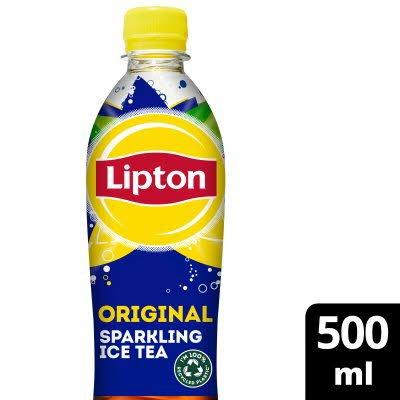 Lipton Ice Tea Sparkling Original 12 x 500 ml -