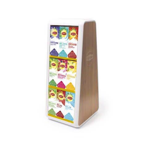 Lipton Professioneel Thee Display 25 verpakking