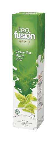 Lipton Tea Fusion Green Tea Blast -