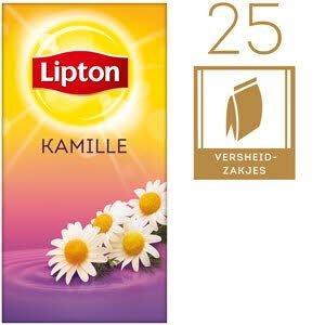 Lipton Thee Professioneel Kamille 25 zakjes