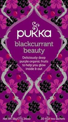 Pukka Blackcurrant Beauty 20 zakjes -