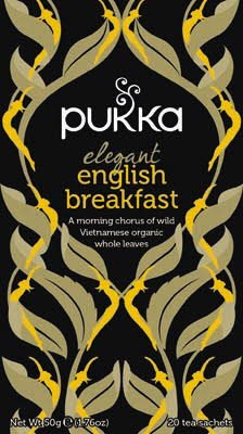 Pukka Elegant English Breakfast 20 zakjes -