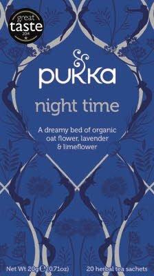 Pukka Night Time 20 zakjes -