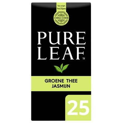 Pure Leaf Biologische Groene Thee Jasmijn 25 zakjes -