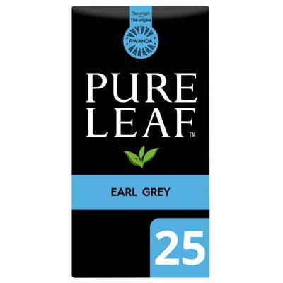 Pure Leaf Biologische Thee Earl Grey 25 zakjes -