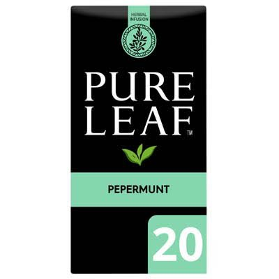 Pure Leaf Biologische Thee Pepermunt 20 zakjes -
