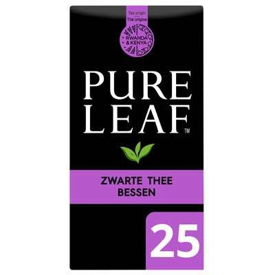 Pure Leaf Biologische Zwarte Thee Bessen 25 zakjes -