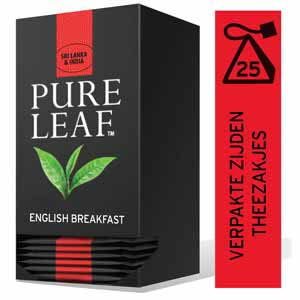 Pure Leaf English Breakfast 25 zakjes -