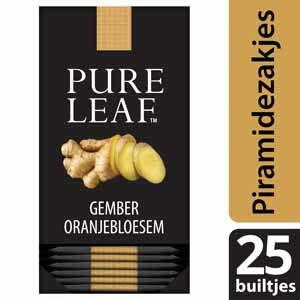 Pure Leaf Gember Oranjebloesem 20 zakjes