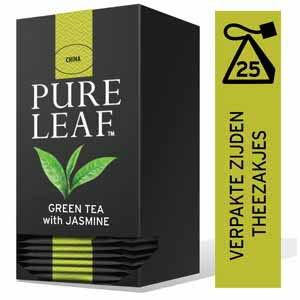 Pure Leaf Groene Thee Jasmijn 25 zakjes