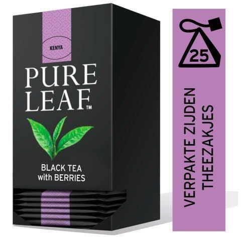 Pure Leaf Zwarte Thee met Bessen 25 zakjes