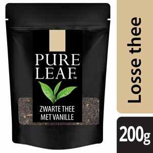 Pure Leaf Zwarte Thee met Vanille 200g