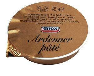 Unox Ardennerpaté 40x15g