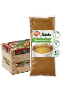 Unox soep basis Groentebouillon