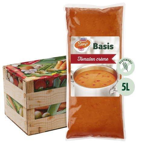 Unox soep basis Tomatencrème
