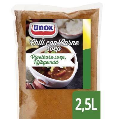 Unox Vloeibare Chili Con Carne Soep 2,5L -