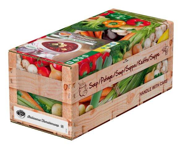 Unox Vloeibare Italiaanse Tomatensoep 2,5L