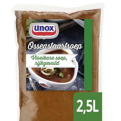 Unox Vloeibare Ossenstaartsoep 2,5L -