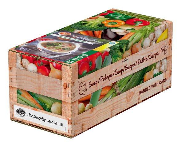 Unox Vloeibare Thaise Kippensoep 2,5L