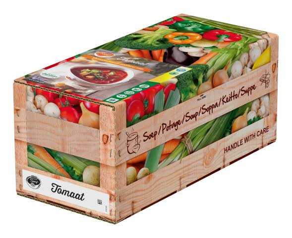 Unox Vloeibare Tomatensoep voor 3,5L