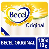 Becel Original 60% portieverpakking 100x10g
