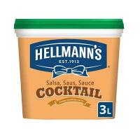 Hellmann's Cocktail Saus 3L