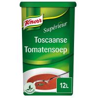 Knorr Supérieur Toscaanse Tomatensoep Poeder 12L