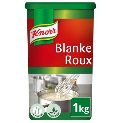 Knorr Blanke Roux Korrels 1kg - Knorr Roux bindt je sauzen, perfect in een oogwenk, elke keer opnieuw.