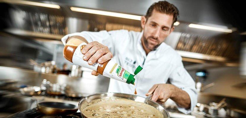 Knorr Professional Geconcentreerde Bouillon Kip -