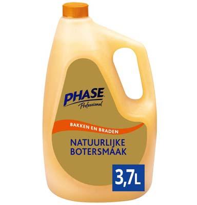Phase Professional met natuurlijke botersmaak 3,7L