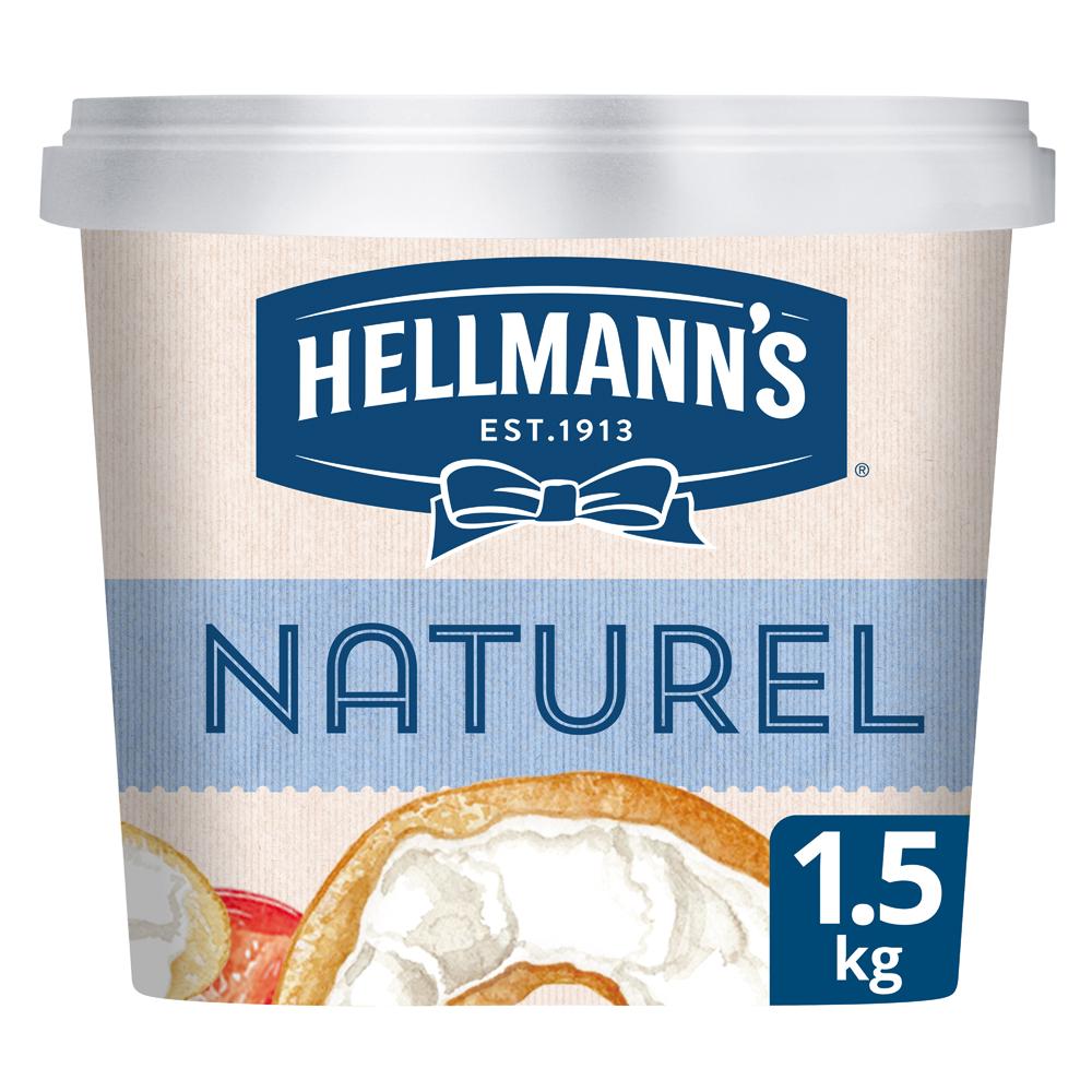 roomkaas - Hellmann's Sandwich Delight maakt je broodjes smeuïg zonder te overheersen in smaak.
