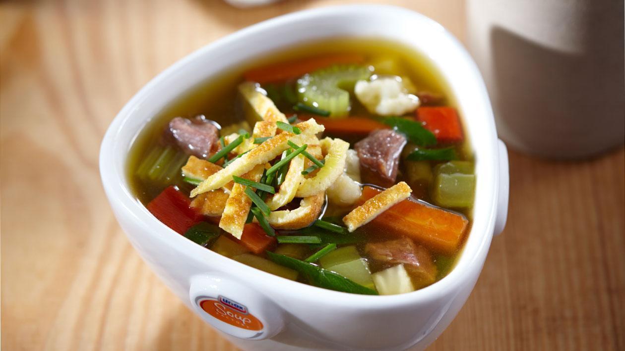 Boerengroente soep