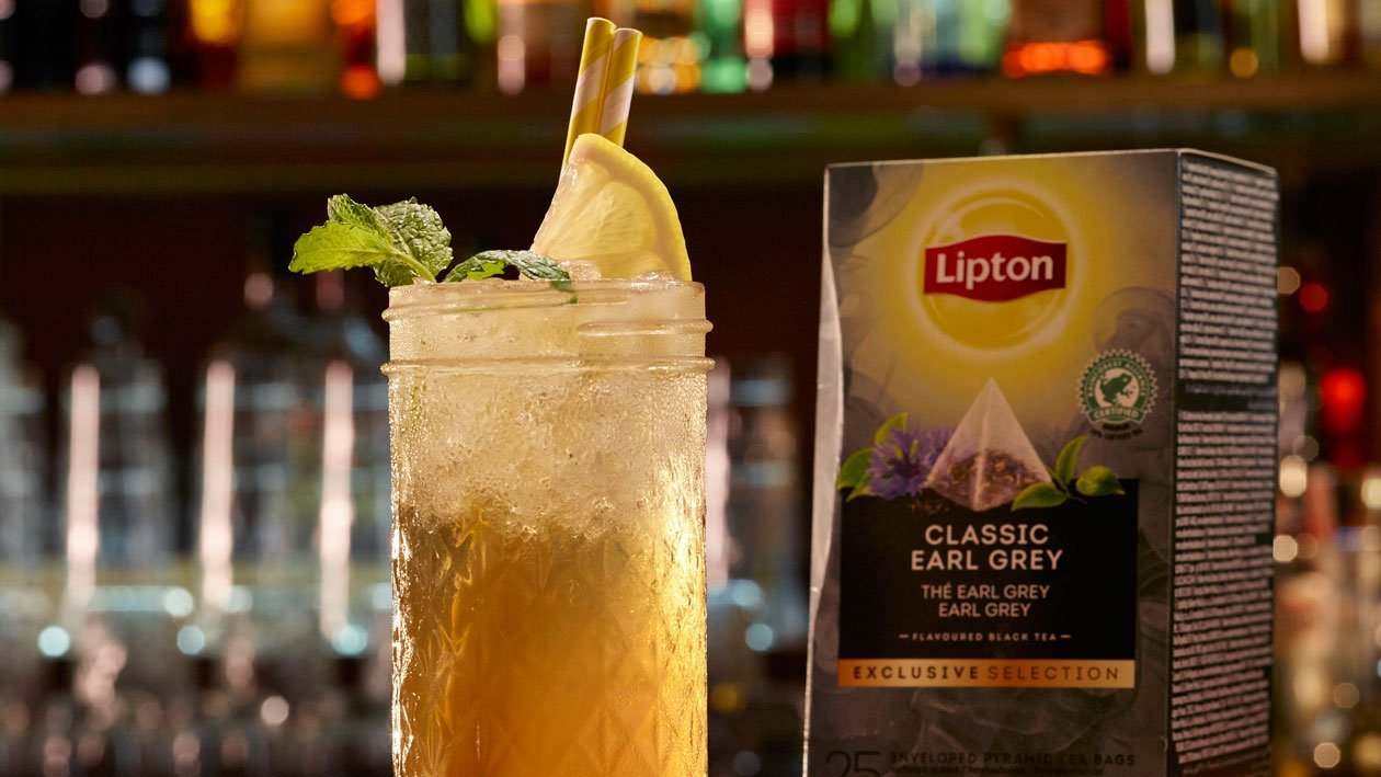 Lipton Grey Spring Party