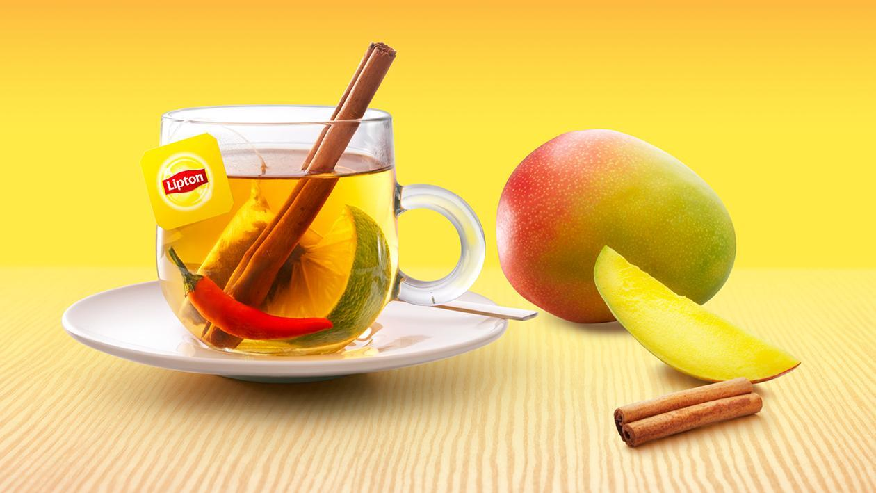 Lipton PerfectT Asian Summer Mango