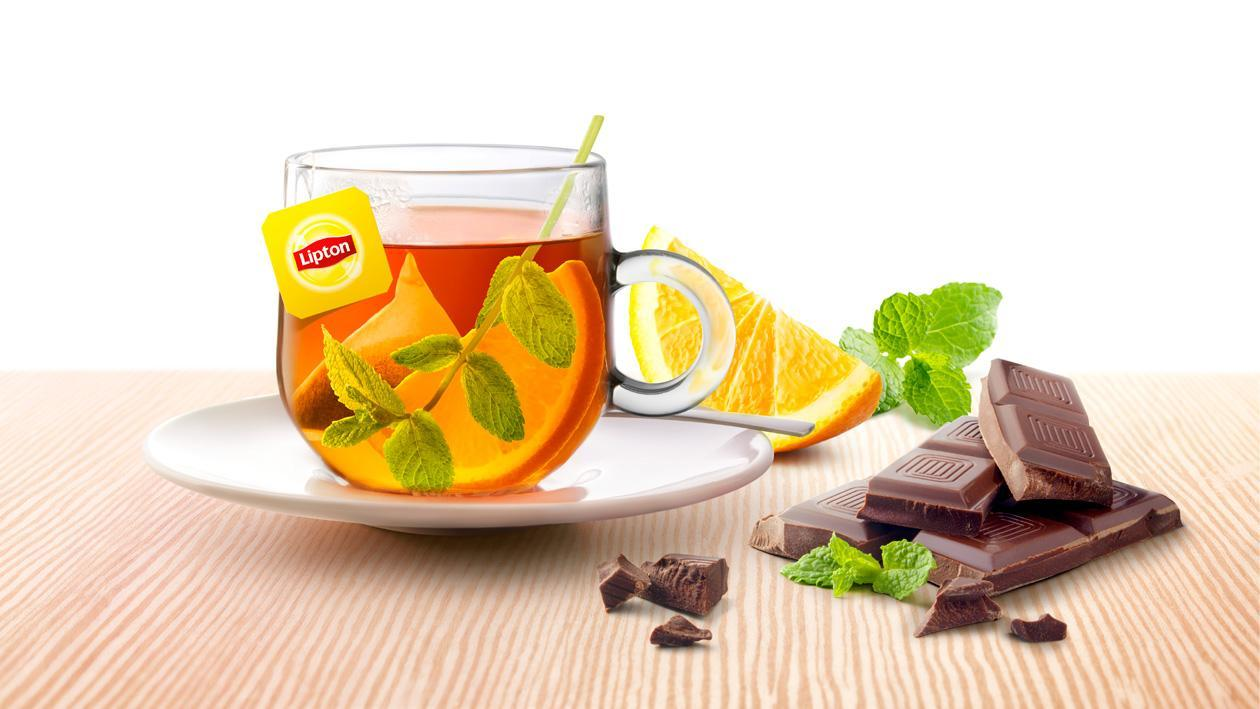 Lipton PerfectT Minty ChocolaTEA