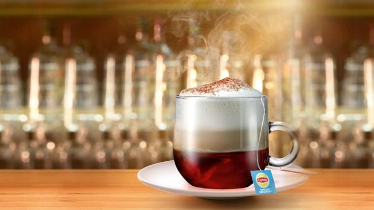 Lipton Teapuccino