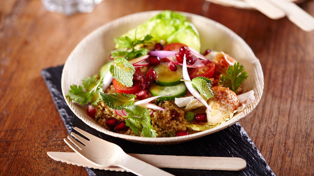 Taboulé couscous salade