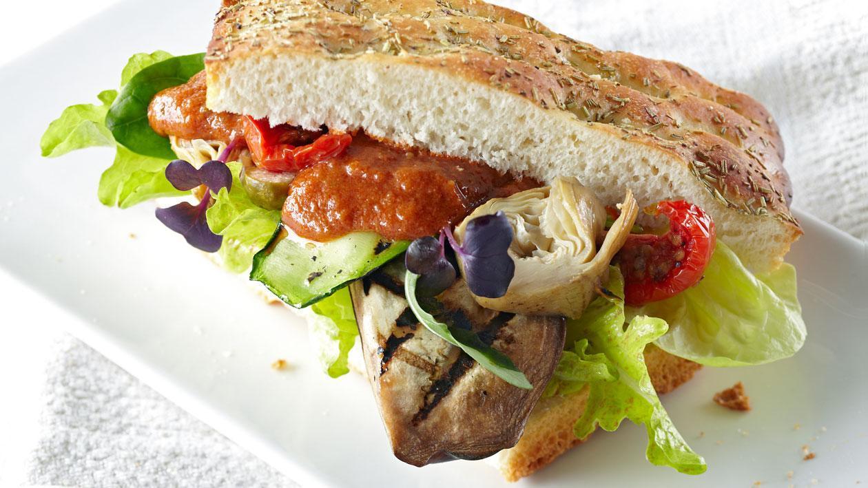 Veggi Sandwich