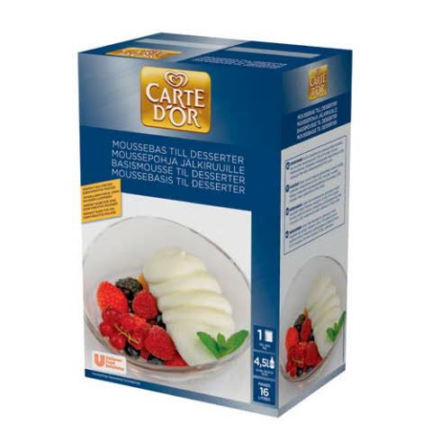 Carte d'Or Basis Mousse 16L