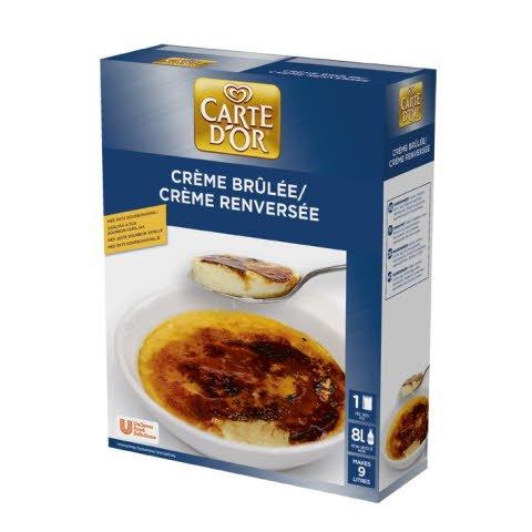 Carte d'Or Crème Brûlée 9L