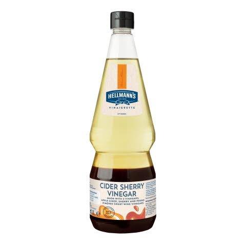 Hellmann's Cider Sherry Vinaigrette 1L - delistet! -