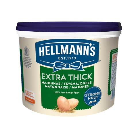 Hellmann's Extra Thick Majones 5kg